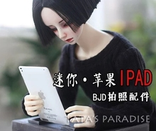 1/4 1/3 BJD SD DD Doll accessories MAC apple laptop ipad photography tool(China (Mainland))
