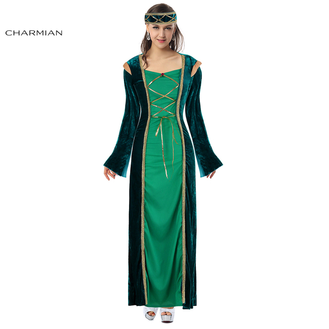 charmian women medieval renaissance costumes adult victorian cosplay  halloween costumes ball gowns fancy dress costumes c1caafbae2b8