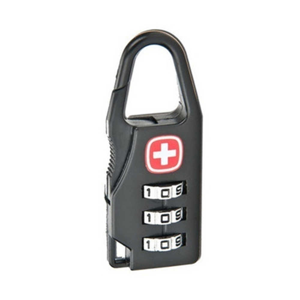 Mini Diy Sandi Kunci untuk Tas Bagasi Anti-Theft Outdoor Portable Kunci Berubah Password Keselamatan Kunci Smart Rumah