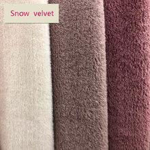 Spot плюшевые Albaka зимние Бархатные осенне-зимние женские пальто из ткани с высоким и низким ворсом из кроличьего кашемира домашний текстиль