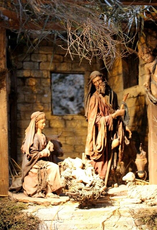 Laeacco Adegan Kelahiran Yesus Lahir Latar Belakang Foto