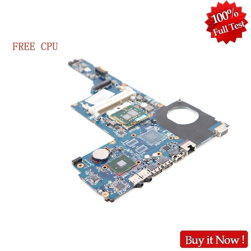 NOKOTION For HP Pavilion G6 G6-1000 639521-001 Laptop Motherboard HM55 UMA DDR3 Free CPU nokotion 814507 001 814507 501 6050a2731301 mb a01 laptop motherboard for hp pavilion 14 af em2500 cpu ddr3