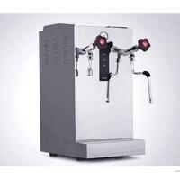 220 В полный автоматический 8L коммерческих паром кипящей воды машина молоко мыльных пузырей эспрессо Кофе молочной пены насадки машина