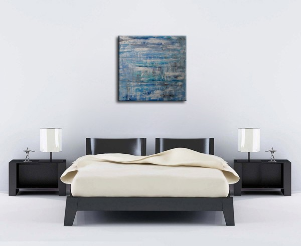 Wall art living room wall decor abstract oil painting on canvas pictures for office room decoration handmade oil painting in Painting Calligraphy from Home Garden