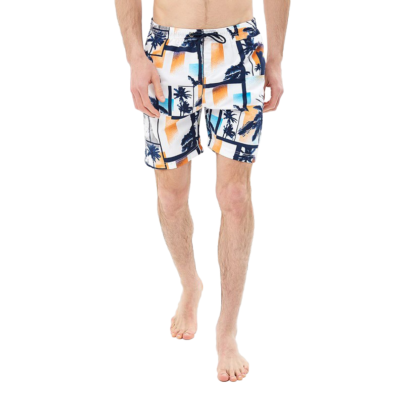 Board Shorts MODIS M181U00287 swimwear for man swim trunks swimming shorts for male TmallFS