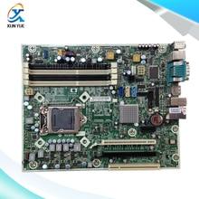 For HP Compaq 8100 Elite SFF MS-7557 Original Used Desktop Motherboard 531991-001 505802-001 For Intel Q57 Socket LGA 1156 DDR3