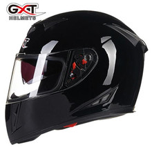 GXT Motorcycle Helmet Full Face Moto Helmets Double Visor Racing Motocross Helmet Casco Modular Moto Helmet Motorbike Capacete new gxt 160 flip up motorcycle helmet double lense full face helmet casco racing capacete