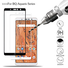 Tempered Glass For BQ Aquaris X2 Pro Screen Protector For BQ