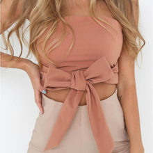 ff07b2fdd3523 2018 Sexy Cute Tube Tops Bralette Solid Strapless Basic Crop Tops Elegant  Sexy Women Tube Tops