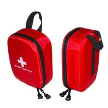 18*13,5*5,5 см, сумка для экстренной медицинской помощи на открытом воздухе, для дома, кемпинга, комплекты для первой помощи, сумка для спасательной помощи, водонепроницаемая ткань с высокой плотностью Рипстоп
