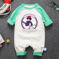 Cartoon Toru Hara 2018 New Newborn Romper Dragon Ball Baby Clothing Cotton Long Sleeve Baby Boy