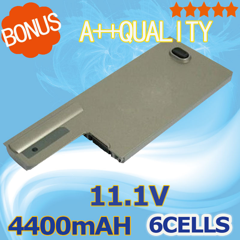 4400 Mah 11.1 V Laptop Batterij Voor Dell Latitude D531 D531n D820 D830 Precision M65 Precision M4300 Mobile Workstation Yd626 Yd624