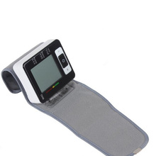 New Health Care Automatic Wrist Digital Blood Pressure Monitor Tonometer Meter for Measuring And Pulse Rate