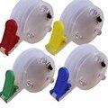 Comutável 3 Led coloridas Piscando Luz Shinning Para Grandes Kites Pipa Voando Noite Lâmpada Com Interruptor de Comutação de Linha Wei Pipas