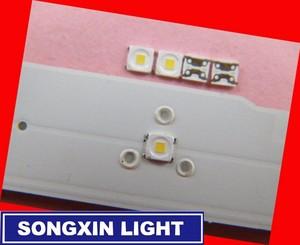 Image 3 - 2000pcs spezielle Reparatur 32 55 inch LED LCD TV hintergrundbeleuchtung mit licht streifen 2828 SMD LED perlen 3V FÜR SAMSUNG