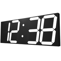Retro new Chinese bedroom wall clock mute living room clock solid wood clock home retro creative wall clock