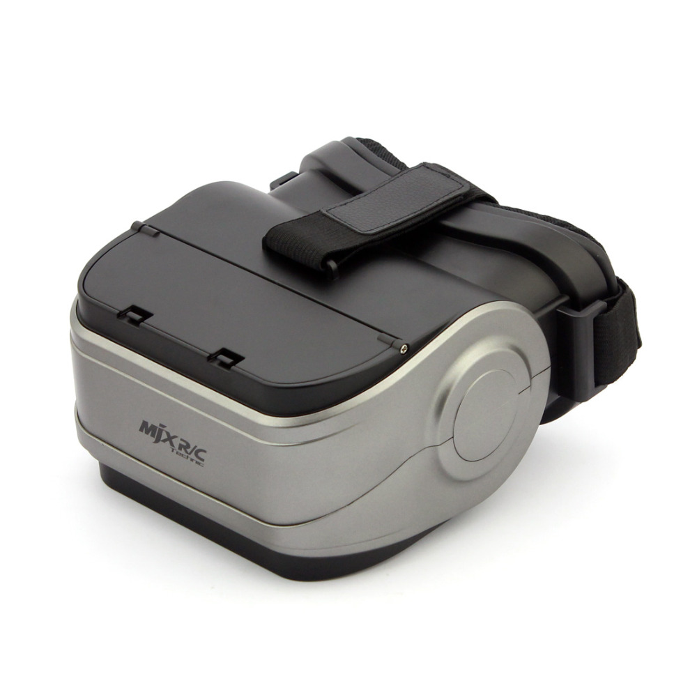 MJX G3 5.8G FPV Goggles VR Glasses Video for MJX D43 FPV Receiver Monitor Bugs