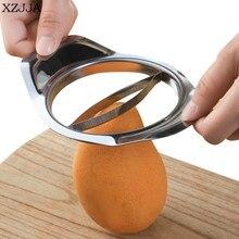 XZJJA разделитель из нержавеющей стали для резки фруктов, манго, мяса, ядерный разветвитель, Портативный нож для манго, кухонный гаджет, поднос для фруктов, инструменты