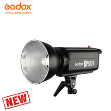 Godox DP-600II 600WS Pro Фотография Строб flash studio свет лампы Глава 110 В 220 В для камер Canon