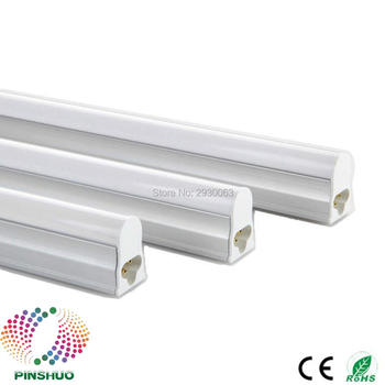 10PCS 100-110LM/W Samsung Chip 600mm 900mm 1500mm 1200mm LED Tube T5 LED Light 4ft 2ft 3ft 5ft Fluorescent Lamp Daylight