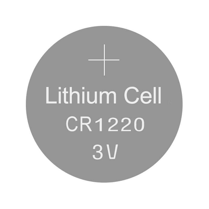 Новое поступление оптовая продажа Кнопка Батарея CR1220 3 V литиевая Батарея пуговица-Монетка клетки Быстрая доставка хорошее качество кнопочная ячейка 1220