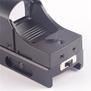 Image 5 - CBSEBIKE เลนส์ Riflescope Holographic Sight Micro Reflex ขอบเขตระดับ MINI ปืนไรเฟิลการล่าสัตว์ Dot Collimator