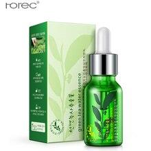 ROREC Face Serum Green Tea Seed Moisturizing Essence Anti-aging Hydrating liquid lifiting firming delicate pore