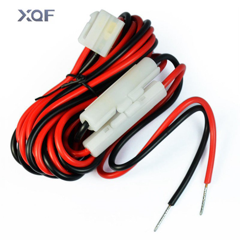 T Type DC Power Cable Cord For Kenwood TM-241 TM261 ICOM IC-F2610 Yaesu FT-1802M FT-1807M FT-7800R Mobile Radio