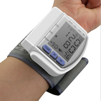 CE FDA Approved Intelligent Digital Wrist Blood Pressure Monitor blood pressure 1