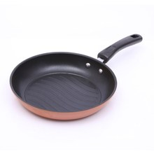 Korean Style Frying Pan Round Non-stick Induction Cooker Special Kitchen Household Dual Purpose