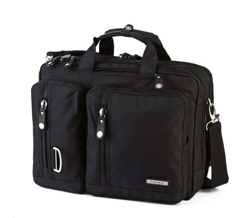 FreeBiz сумка для ноутбука с ручкой и плечевым ремнем подходит для дюймов 15 18,4 17 17,3 18 15,6 дюймов ноутбука