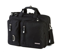 FreeBiz Laptop Bag Multi function Briefcase with Handle and Shoulder Strap Fits 15 15.6 17 17.3 18 18.4 Inch Laptop