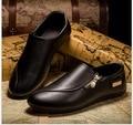 Homens Da Moda primavera Verão shoes Slip on casual sapatos respirável flats homens Preguiçosos shoes tamanho 39-46 K50