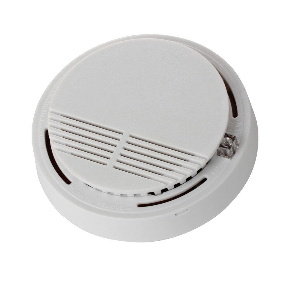 цены  433MHZ Wireless Smoke Detector Fire Alarm Home Security System Air-alarm System