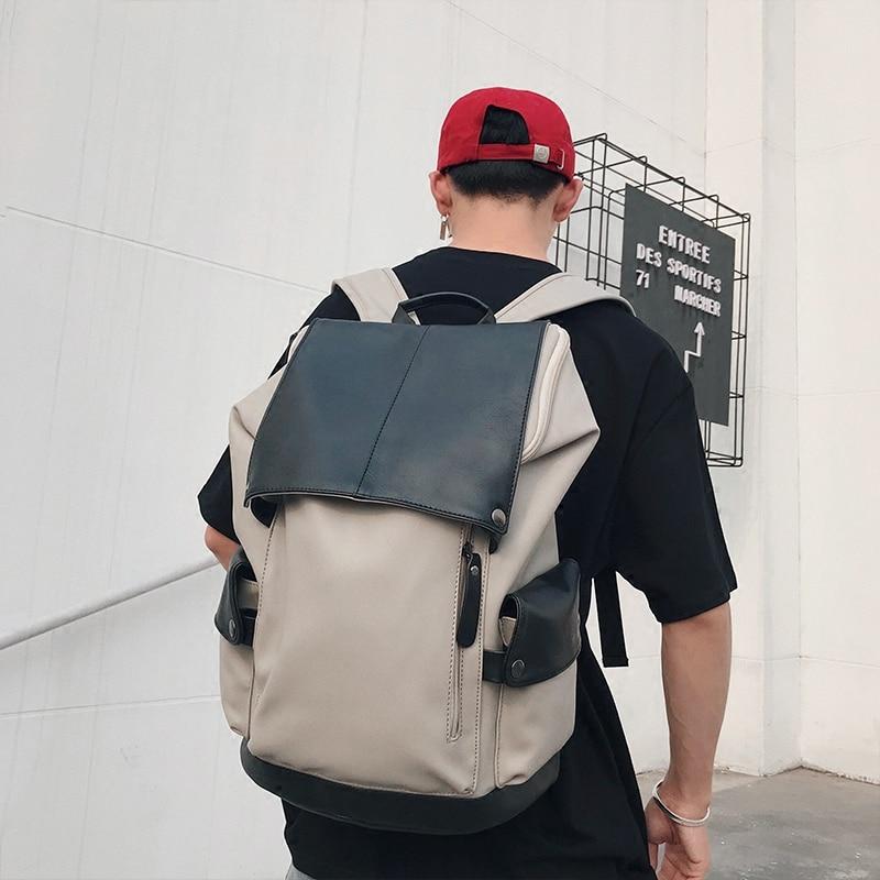 Tidog/модный рюкзак высокой емкости для студентов