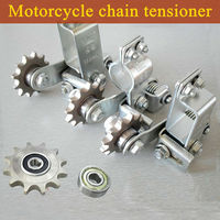 2017 NEW 3 Model General Motorcycle MTB Automatic Chain Tensioner Anti skid Chain Guide chain Free Shipping