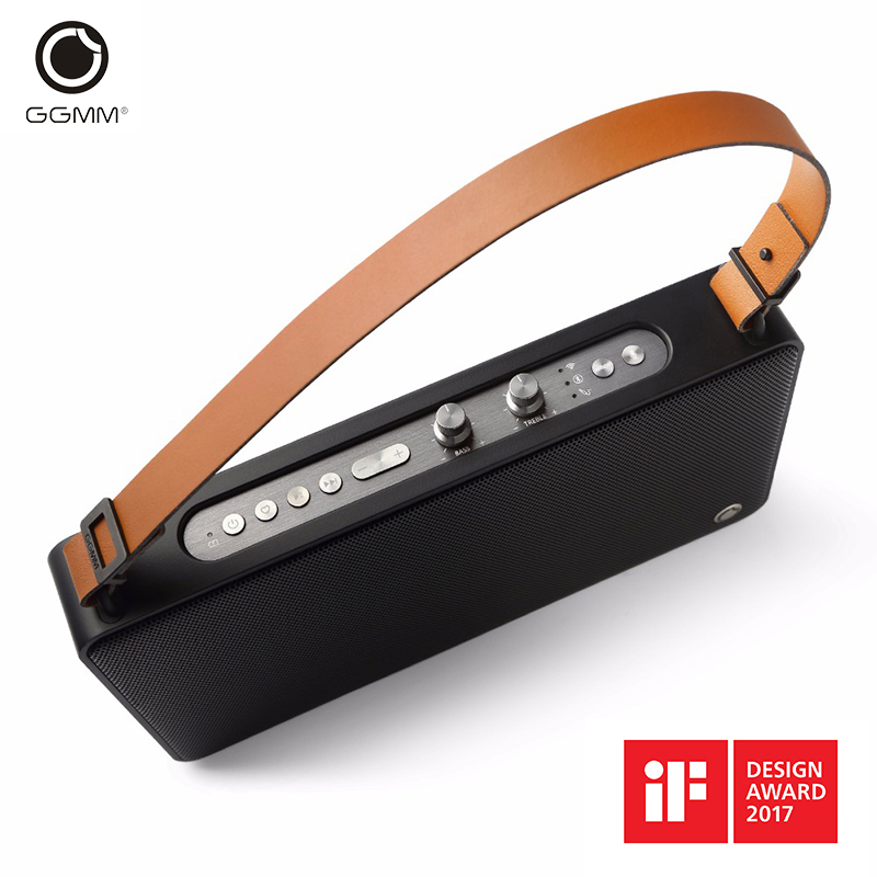 где купить GGMM E5 Bluetooth Speaker WiFi Wireless Speaker 20W Portable with Bass for iPhone Android Computer Support AirPlay DLNA Spotify по лучшей цене