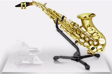 2016 New Saxophone Special children B Soprano Saxophone musical instrument brass professional DHL
