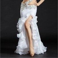 Hot Sale Belly Dance Skirt Women Belly Dance Clothes Skirt Girls Belly Dance Performance Skirt 9