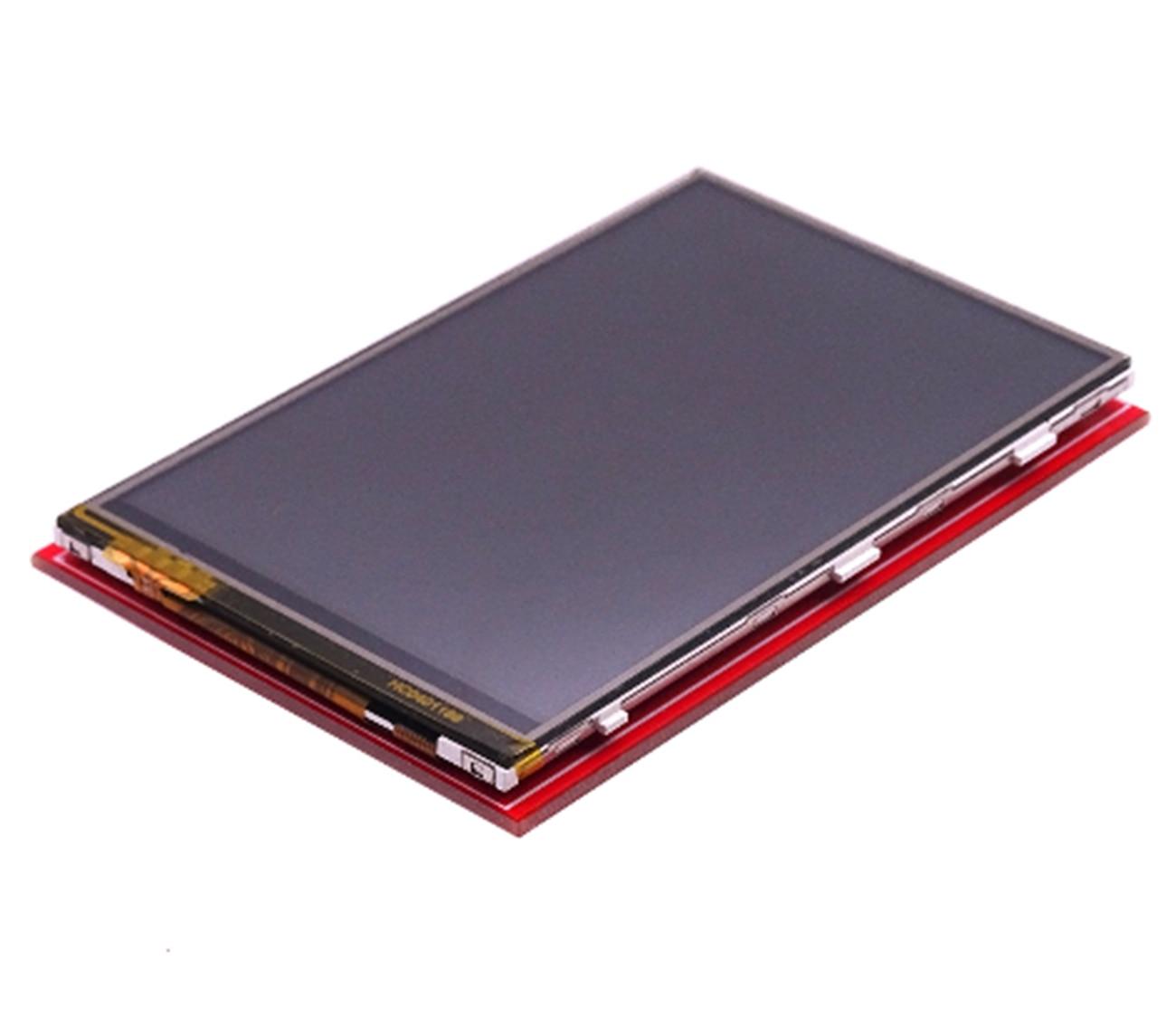 Tela touch screen lcd 3.5x480 para uno, 1 peça, 320 polegadas, tft, plug e play, display lcd placa para arduino