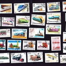 20 шт. топика автомобиль самолет автомобиль поезд корабль марки все разные из многих стран без повторения помечены почтовые марки сбора
