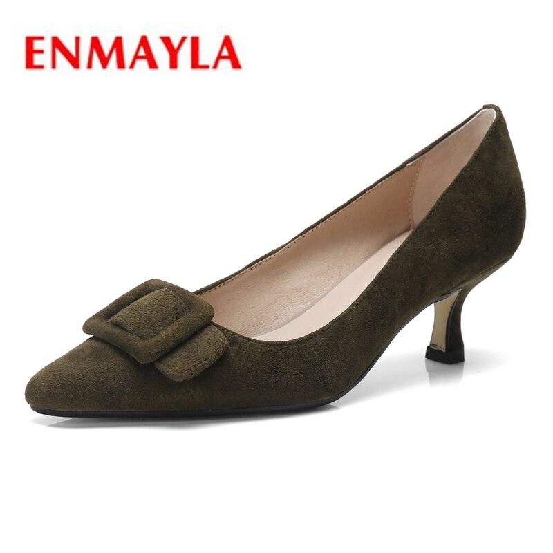 5f5e22c7 Chico Tamaño green Punta Femenino Gamuza De Enmayla 34 Grey 39 Tacones  Zapatos Casuales Zyl2005 Mujer Sapato ptA4Aqw
