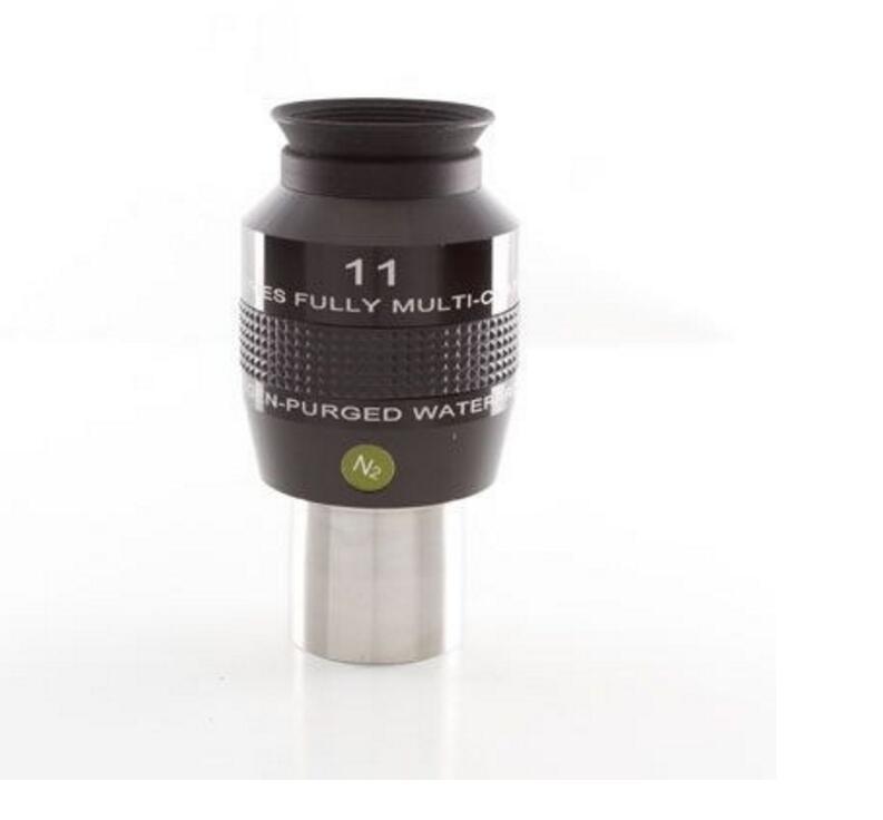 Exploring Science 11mm 82-degree Wide-Angle Eyepiece Crushing Nitrogen Waterproof ES 82 Eyepiece