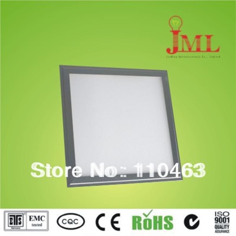 ФОТО Embeded ceiling lamps 18w 300*300mm AV85-265V 1200-1350LM super popular recessed led panel light ceiling light square lamps