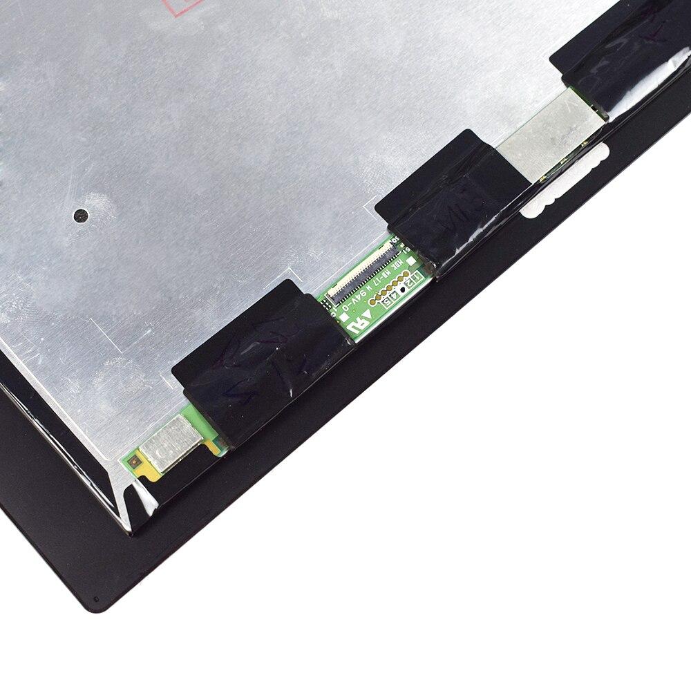 Nouveau panneau d'affichage LCD + écran tactile numériseur assemblée pour Sony Xperia tablette Z2 SGP511 SGP512 SGP521 SGP541 SGP551 SGP561 - 3