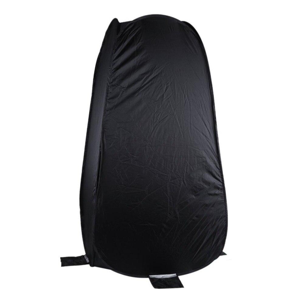 Portable Pop Up Dressing 190 CM modèle changeant raccord tente pliable vestiaire Tabernacle extérieur sac de transport
