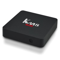 KM8 Pro Smart TV Box Android 6 0 2GB 16GB Amlogic S912 Octa Core 4K Streaming