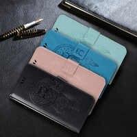 Luxury Case For Huawei Y6 ii Retro Flip Leather Wallet Phone Cover sFor Huawei Y6 2 / Y6 ii Y6ii CAM-L21 CAM-L23 CAM-L32 Coque