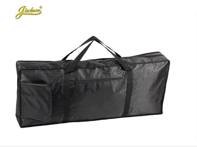 61,73,76 key keyboard package thicker cotton waterproof shoulder bag Universal Keyboard cases backpack gig