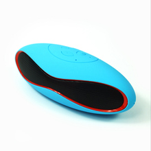 Wireless Bluetooth Speaker With Card Portable Rugby Music Sound Box